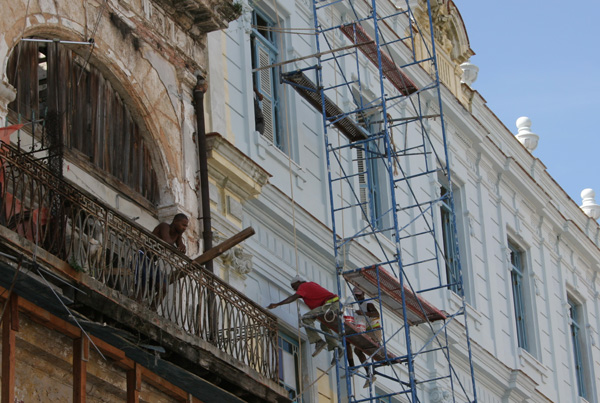 Out with the Old, Havana, Cuba