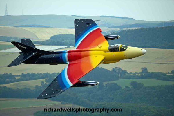 Hawker Hunter - Misdemeanour