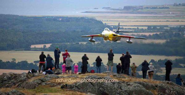 Hawker Hunter Misdemeanour
