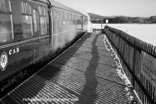 Broomhill Platform