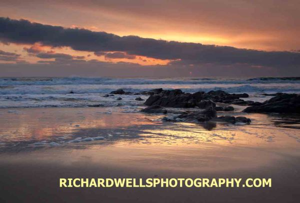 Saligo Bay Sunset 2