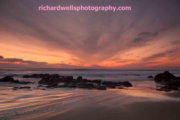 Saligo Bay Sunset 3