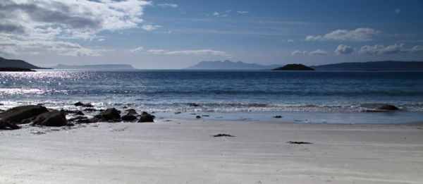 Over the Sea to Rum...and Eigg....