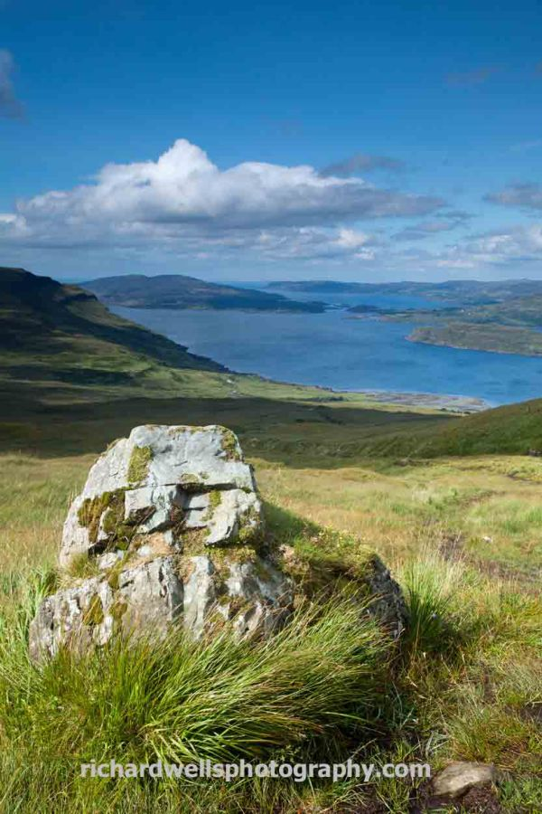 View to Loch Na Keal