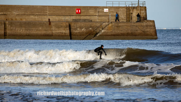 St Andrews Surfer....