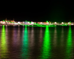 Bay of Lasers