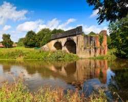 Abandoned Bridge at Blandford