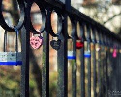 Bridge Love Locks