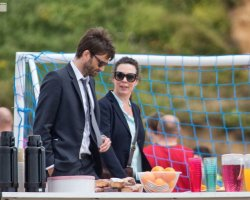 Broadchurch Filming