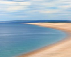 Chesil Beach Blur