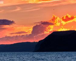 Cliffs of Fire