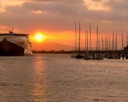 Weymouth Harbour Sunrise