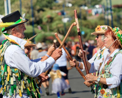 Swanage Folk Festival g