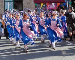 Swanage Folk Festival j