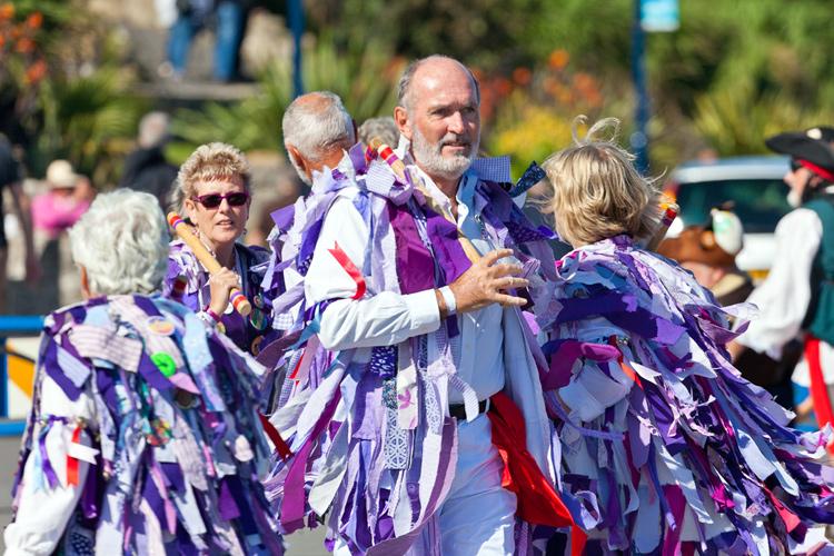 Swanage Folk Festival r