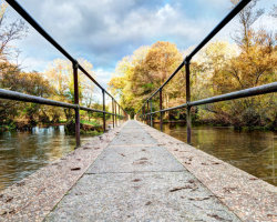 Bridge over Moreton Ford