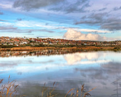 Lodmoor Reflections