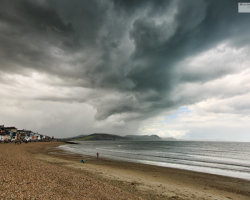 Storm Clouds over Lyme