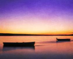 Moonfleet Sunset