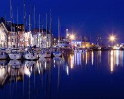 Harbour Blue Hour