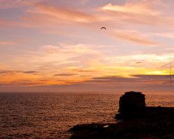 Pulpit Rock Sunset