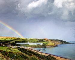 Rainbow (leaze) Cove