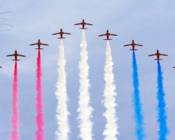 Red Arrows 17