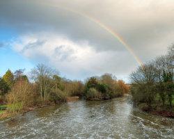 River Stour Rainbow