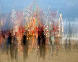 Fairground Blur