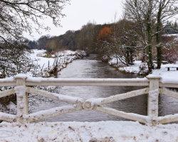 Bridge over River Frome