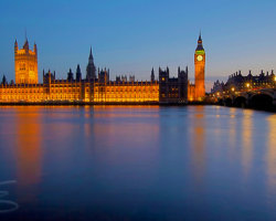 Parliament Blue