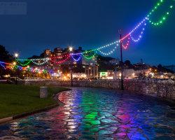 Rainy Night in Torquay