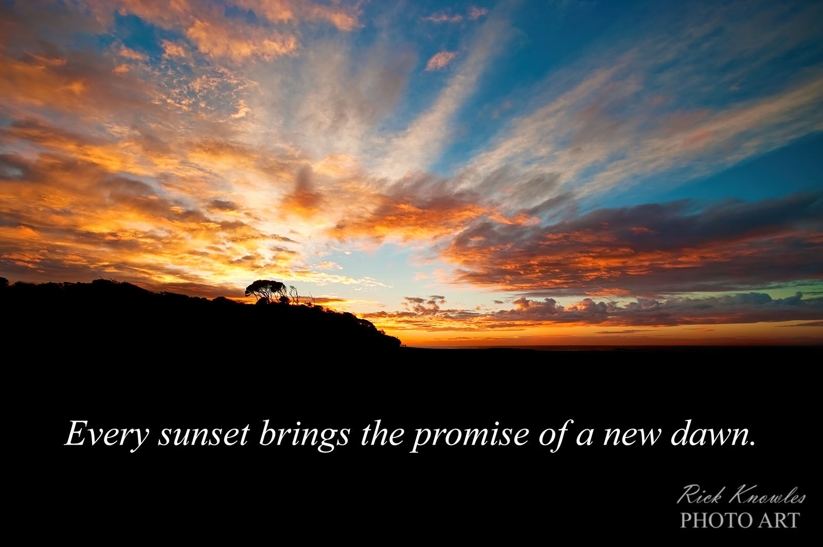 The Promise of a New Dawn
