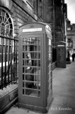 Vintage Phone Boxes