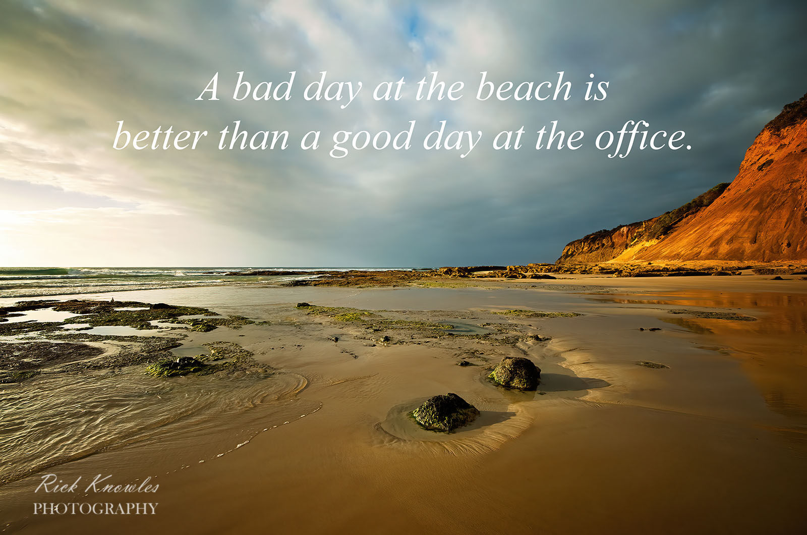 Bad Day At The Beach