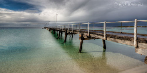 Jetty at Tumby Bay