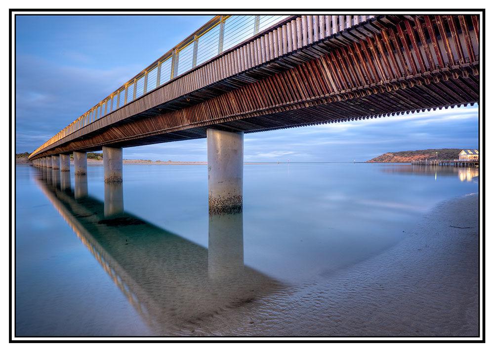 Barwon Heads Pedestrian Bridge