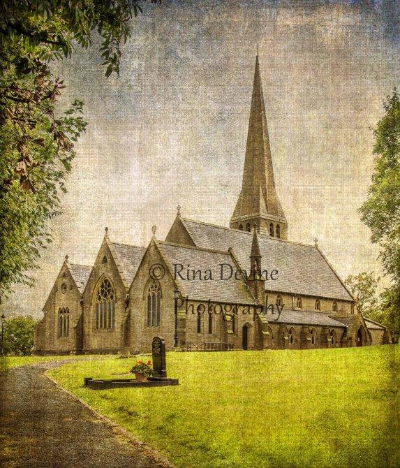 Christ Church, Healey