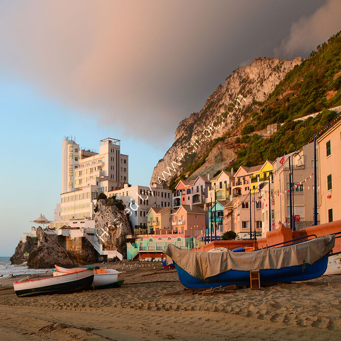 Catalan Bay, Gibraltar