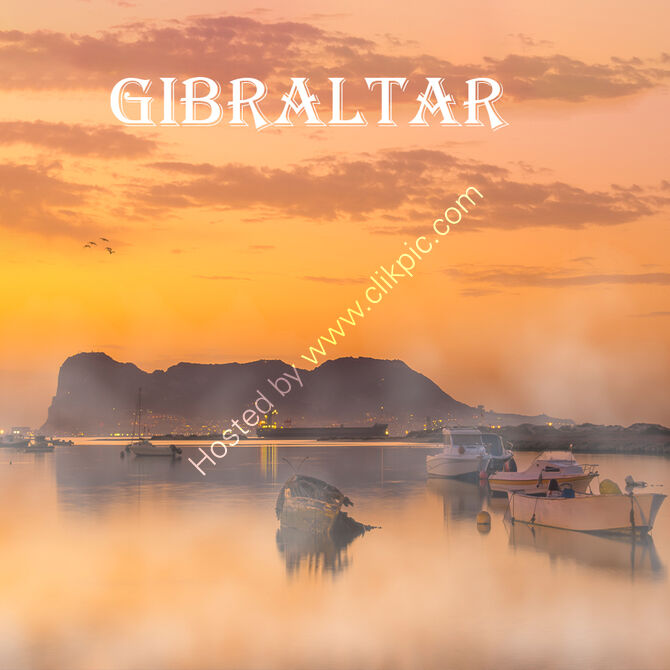 A View to Gibraltar