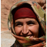 Atlas Mountains lady