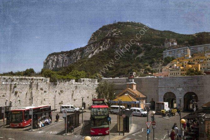 Market Place, Gibraltar