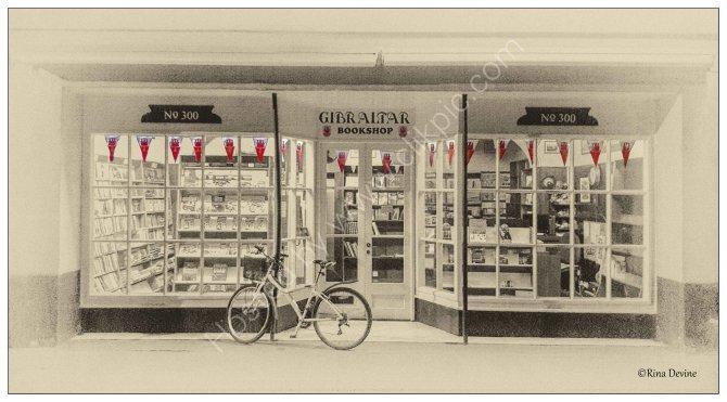 Gibraltar Bookshop