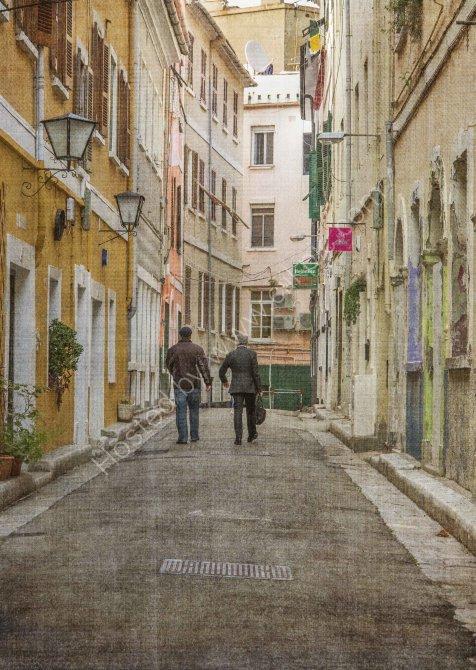 Turnbulls Lane, Gibraltar