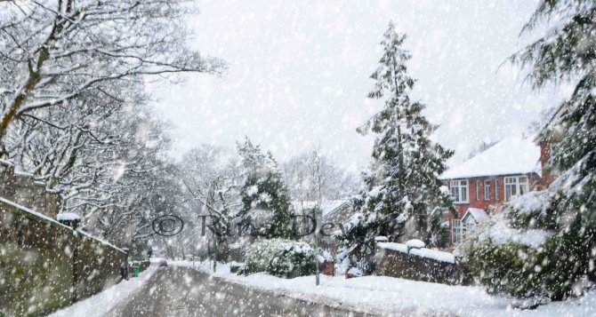 Snowt Shawclough Road, Rochdale