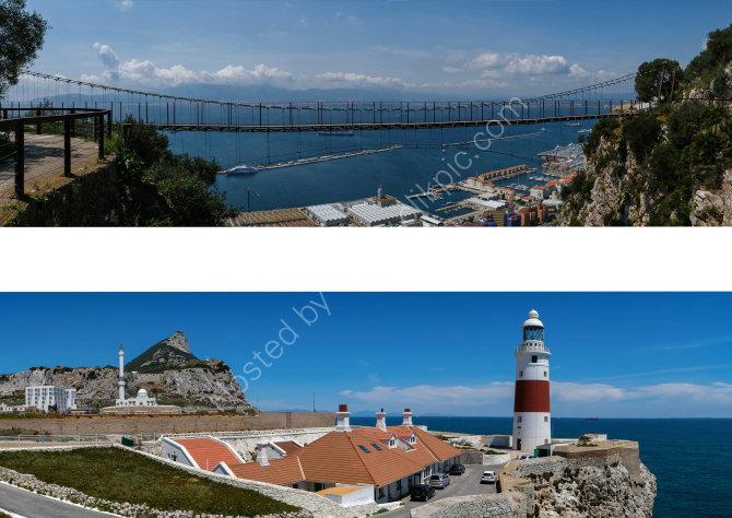 Windsor Bridge/ Europa Point, Gibraltar