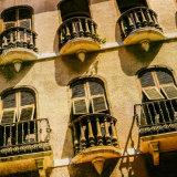 Gibraltar balconies