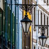 Gibraltar street lamps
