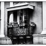 Gibraltar balcony