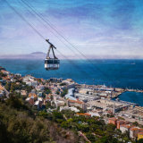 Gibraltar, cable car